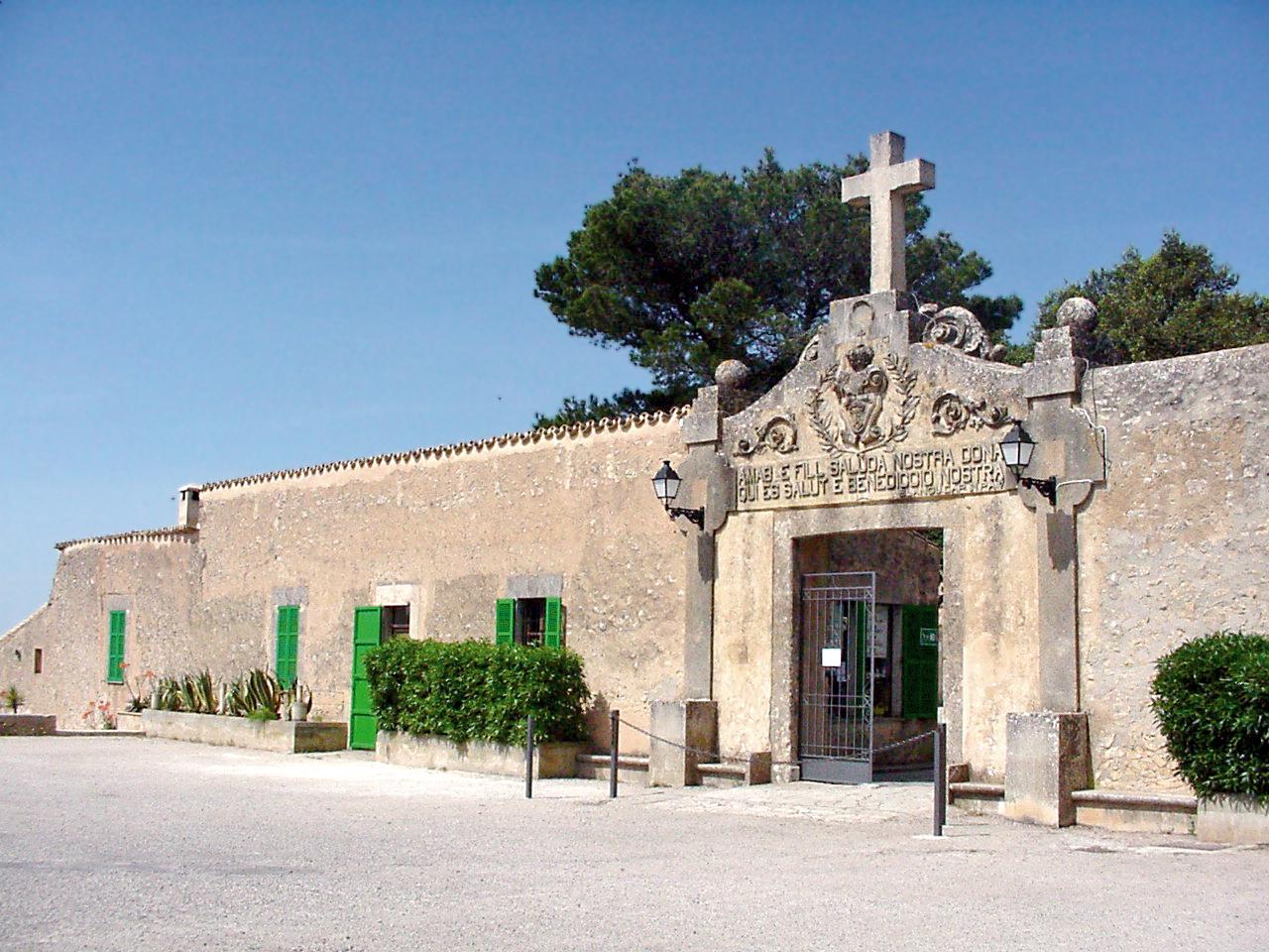 Depiction of Santuario de Cura