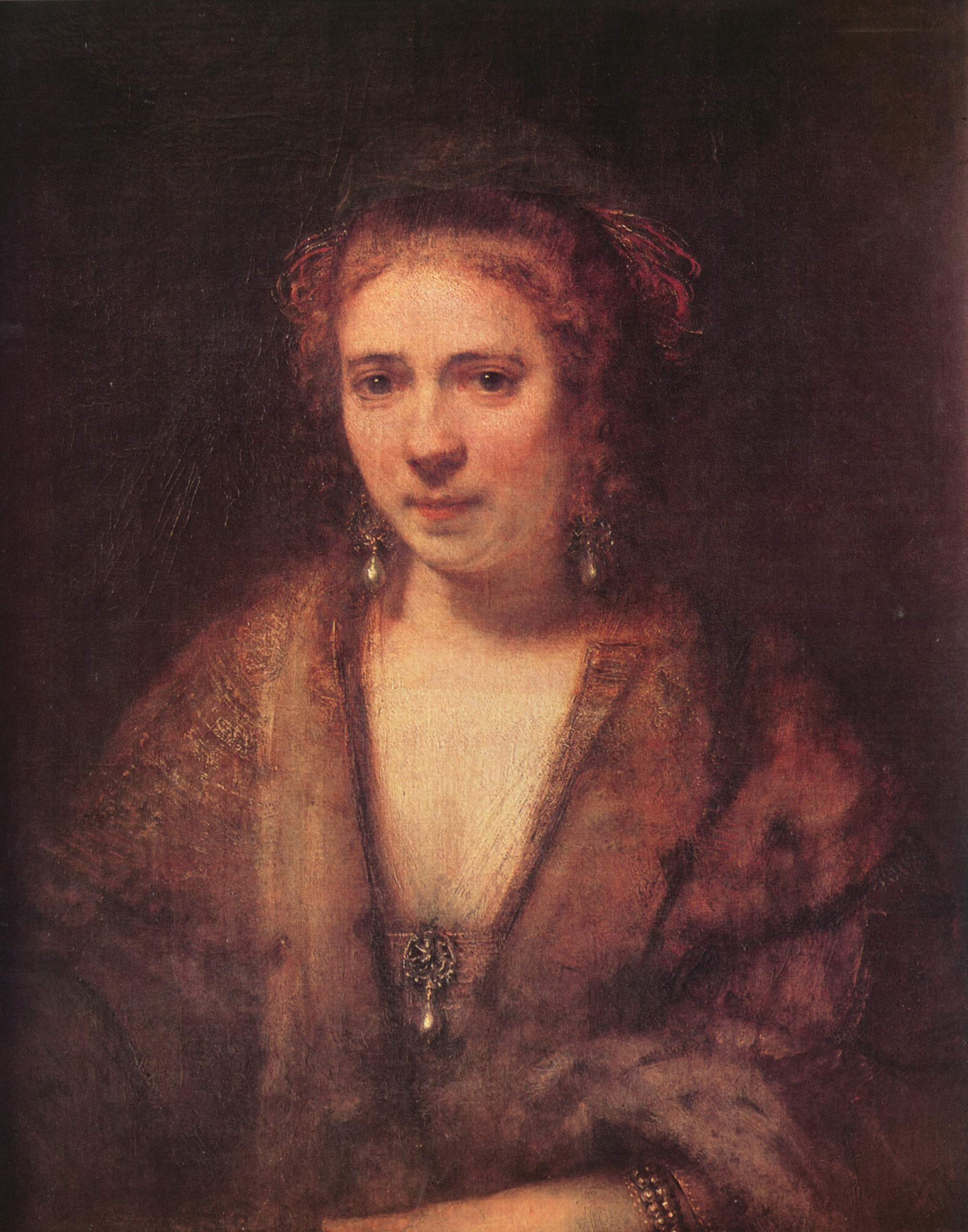 rembrandt women Rembrandt's extraordinary paintings of female nudes—andromeda, susanna, diana and her nymphs, danaë, bathsheba—as well as his etchings of nude women, have fascinated many generations of art.
