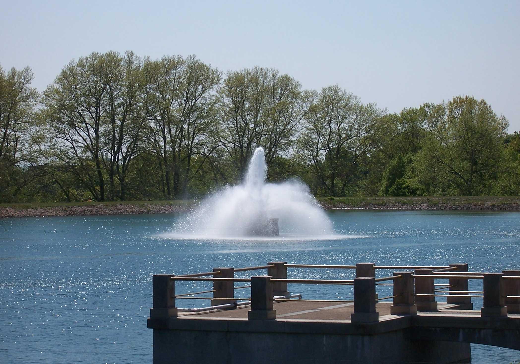 File Reservoir Fountain Highland Park Rochester New