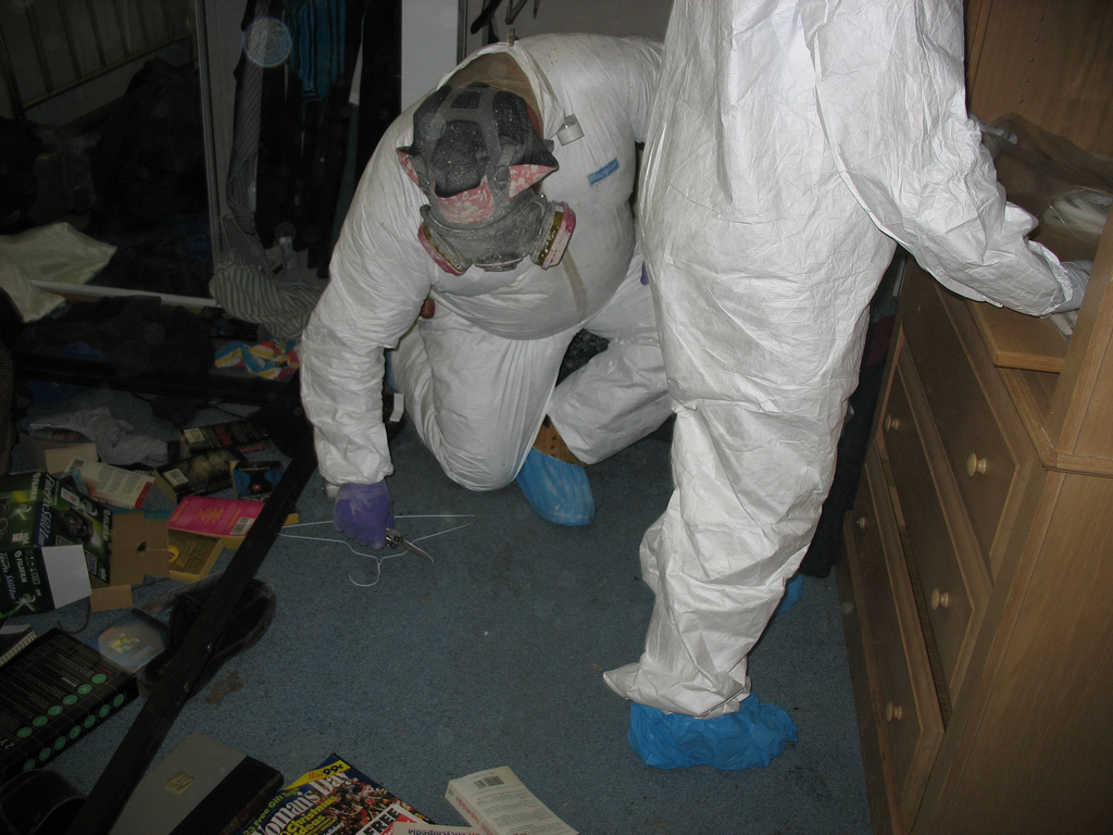 Leave Meth Lab Biohazard Cleanup to the Professionals