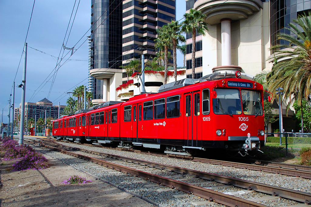 Image result for san diego trolley