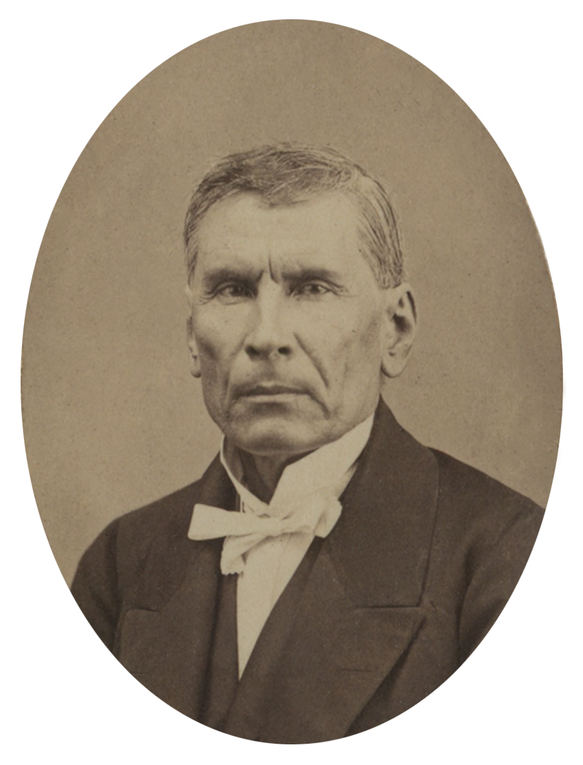 Depiction of Santiago Vidaurri