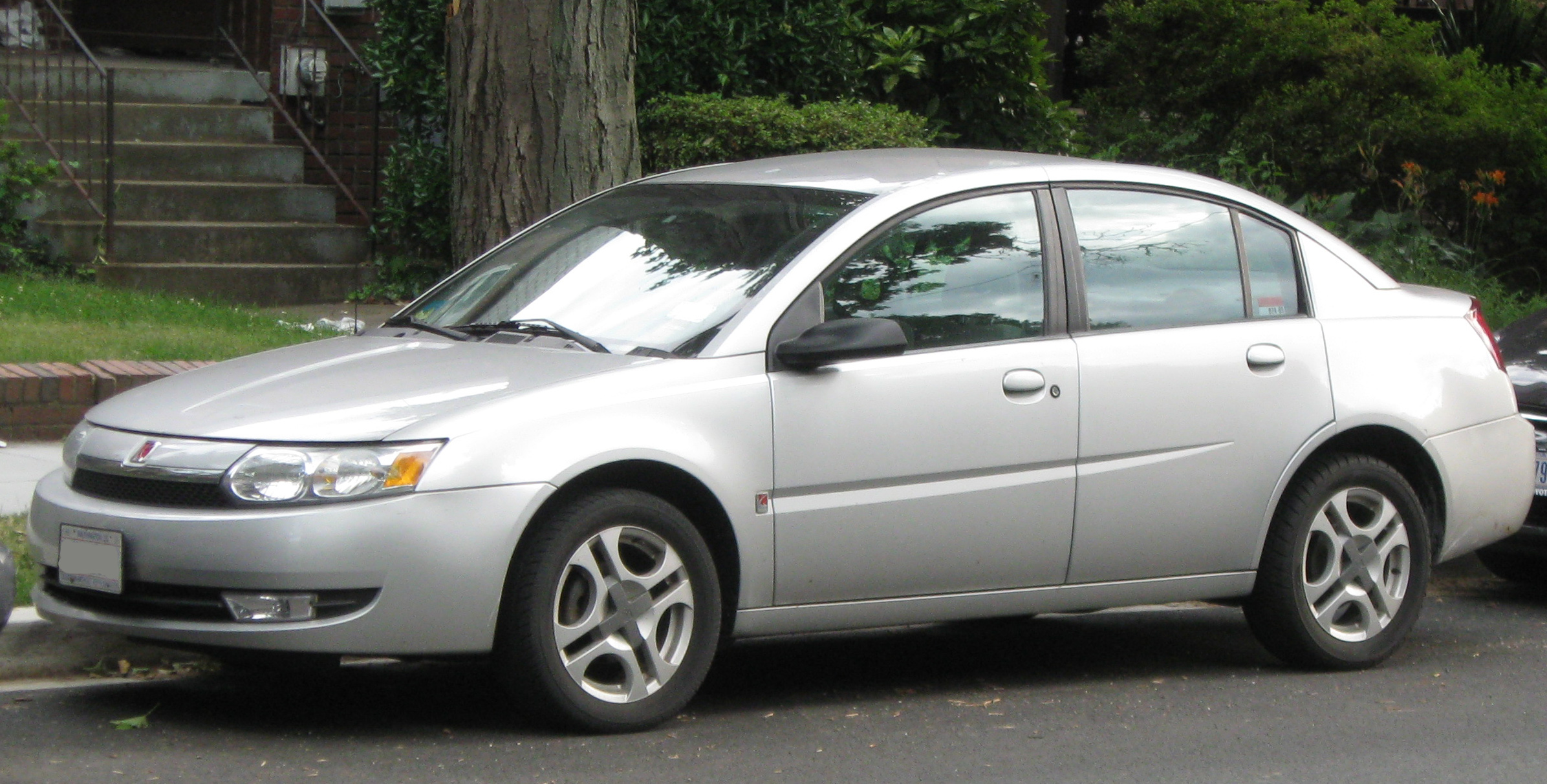 saturn ion wikipedia
