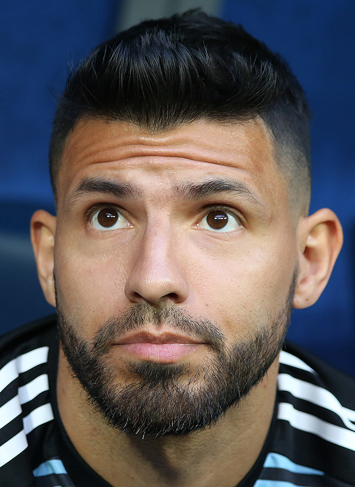 Aguero next club odds