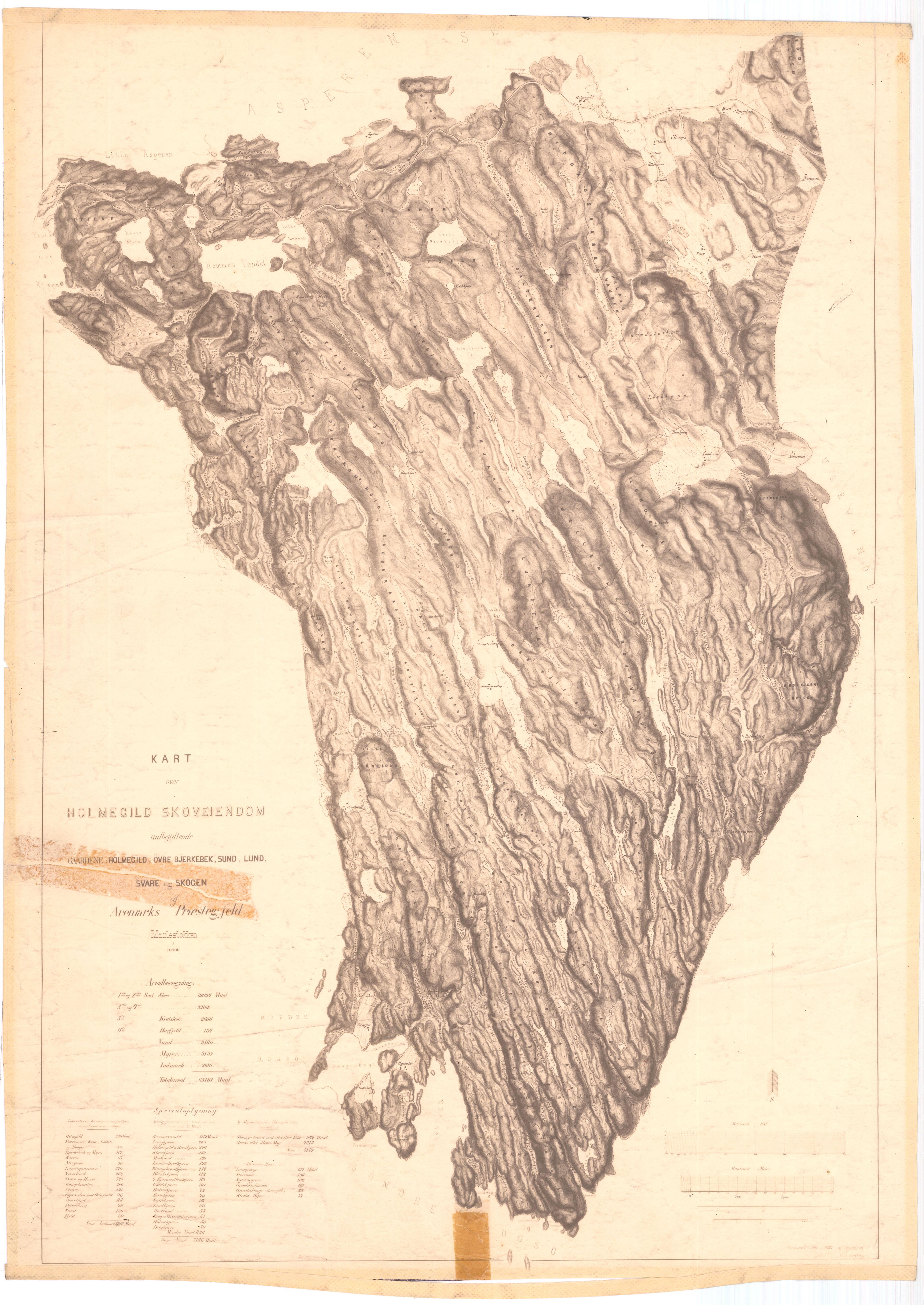 kart over eiendom File:Smålenenes amt nr 129  Kart over Holmgild Skoveiendom, 1881  kart over eiendom