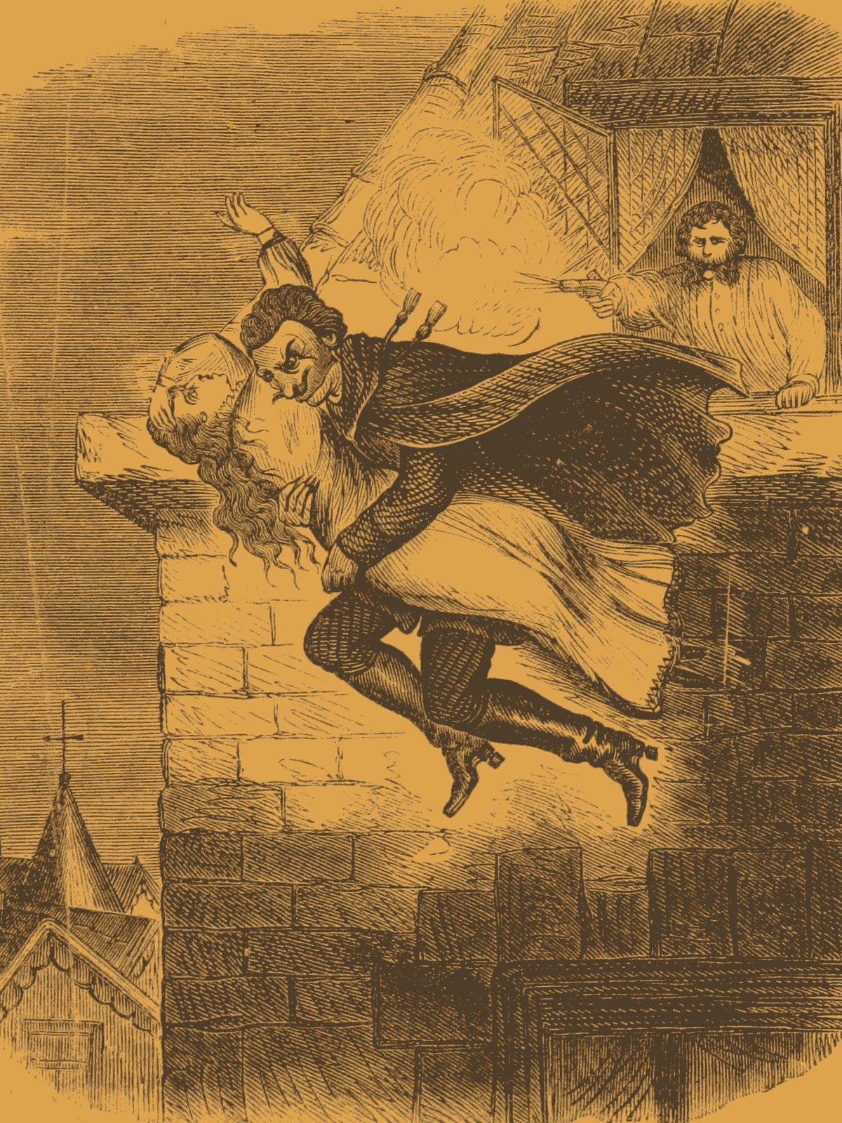 An image of Spring-Heeled Jack
