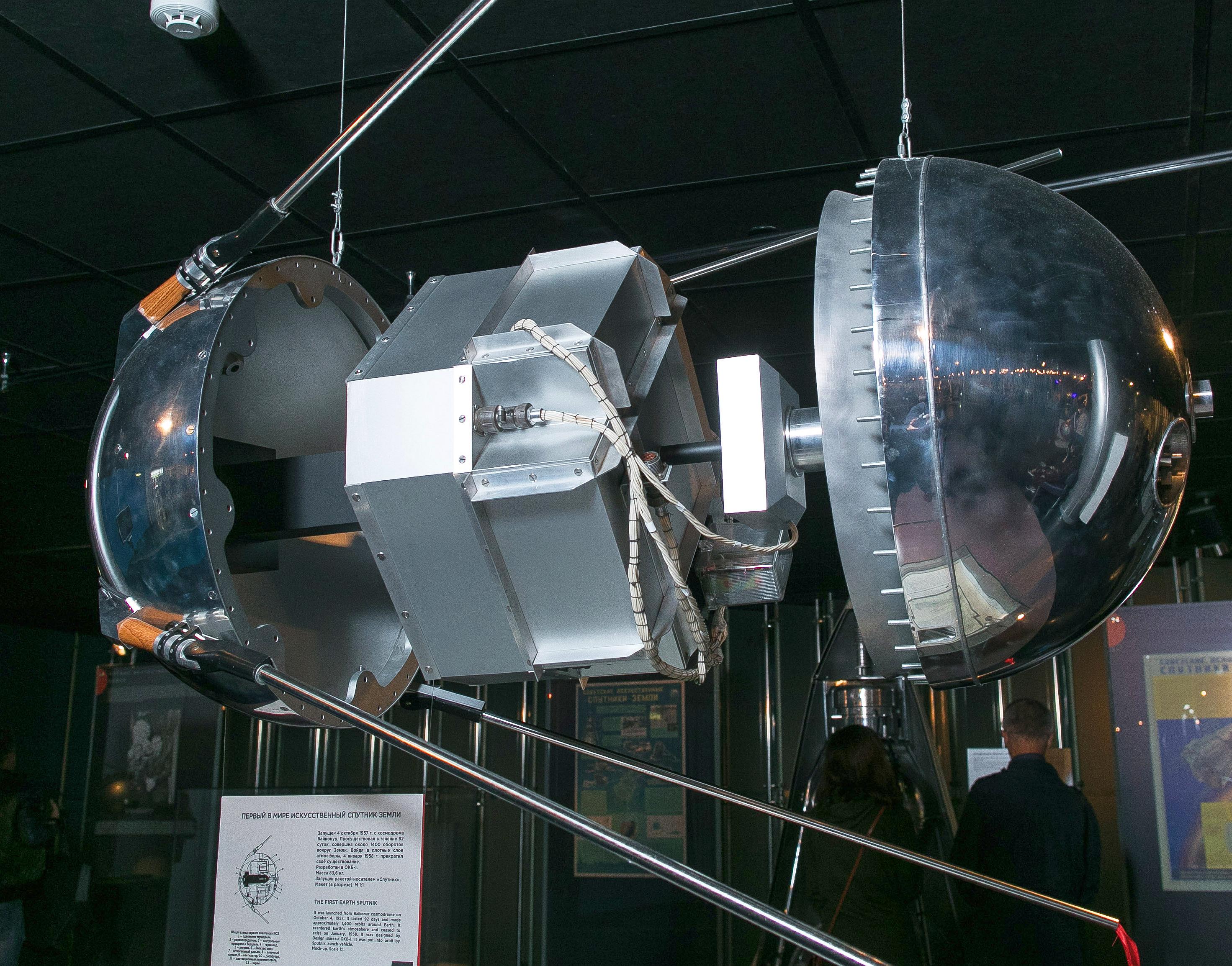 This Week in Rocket History: Sputnik 1