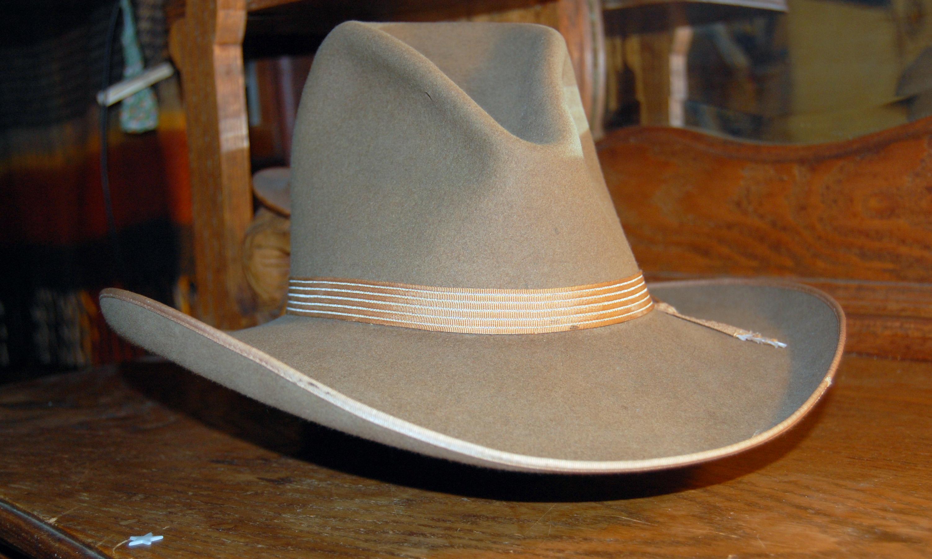 File Stetson cowboy hat 1950 5.JPG - Wikimedia Commons 46938f4a4d44