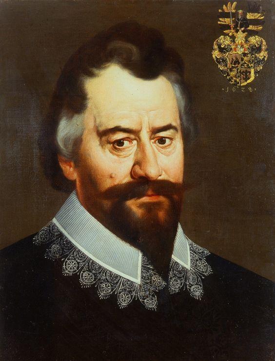 Portrait de Johann Vogt, membre du conseil de Wrocław (aussi appellé portrait de Robert De Niro) par Strobel au musée des beaux arts de Wroclaw.