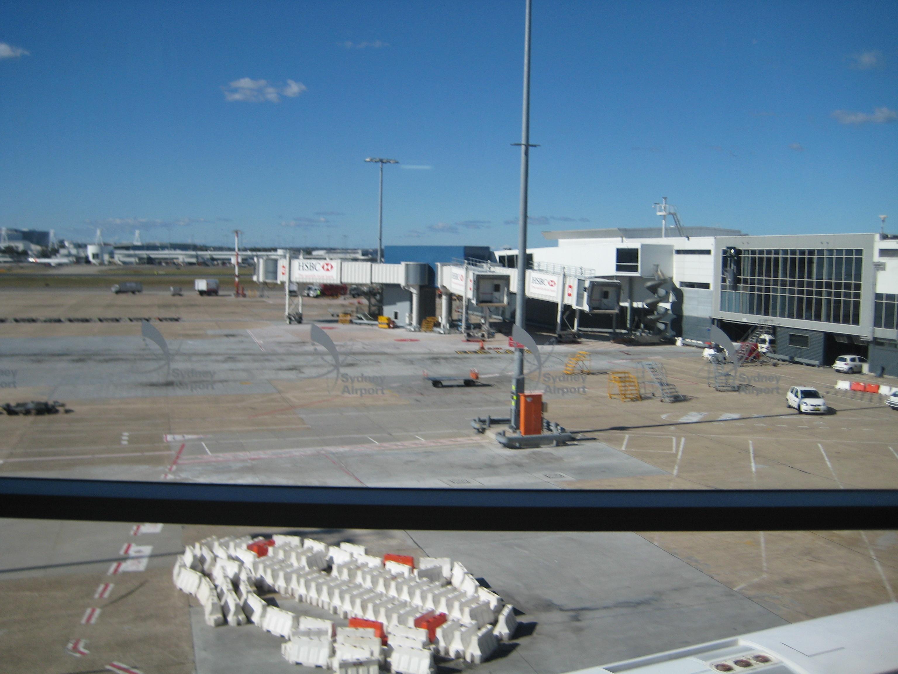 فرودگاه سیدنی