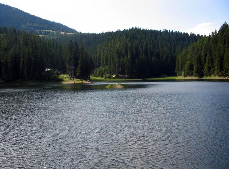 Синевир озеро Википедия