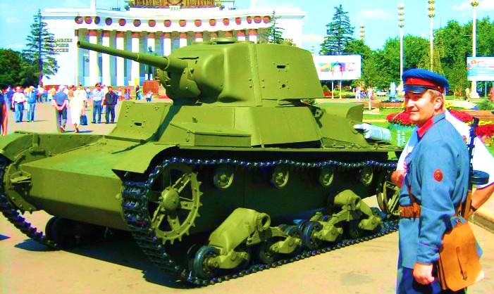 Финский т-26