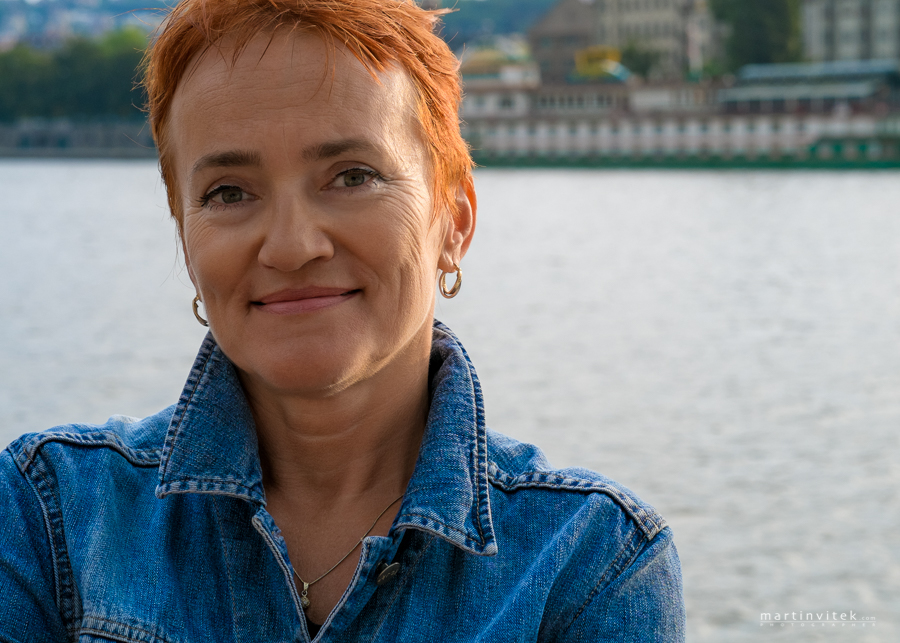 Tereza Boučková in September 2014