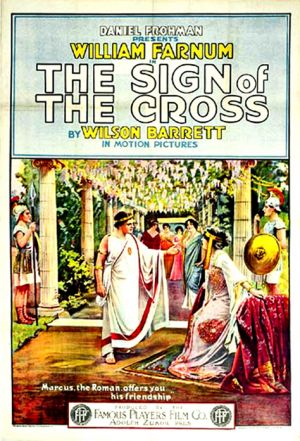 the sign of the cross 1914 film wikipedia