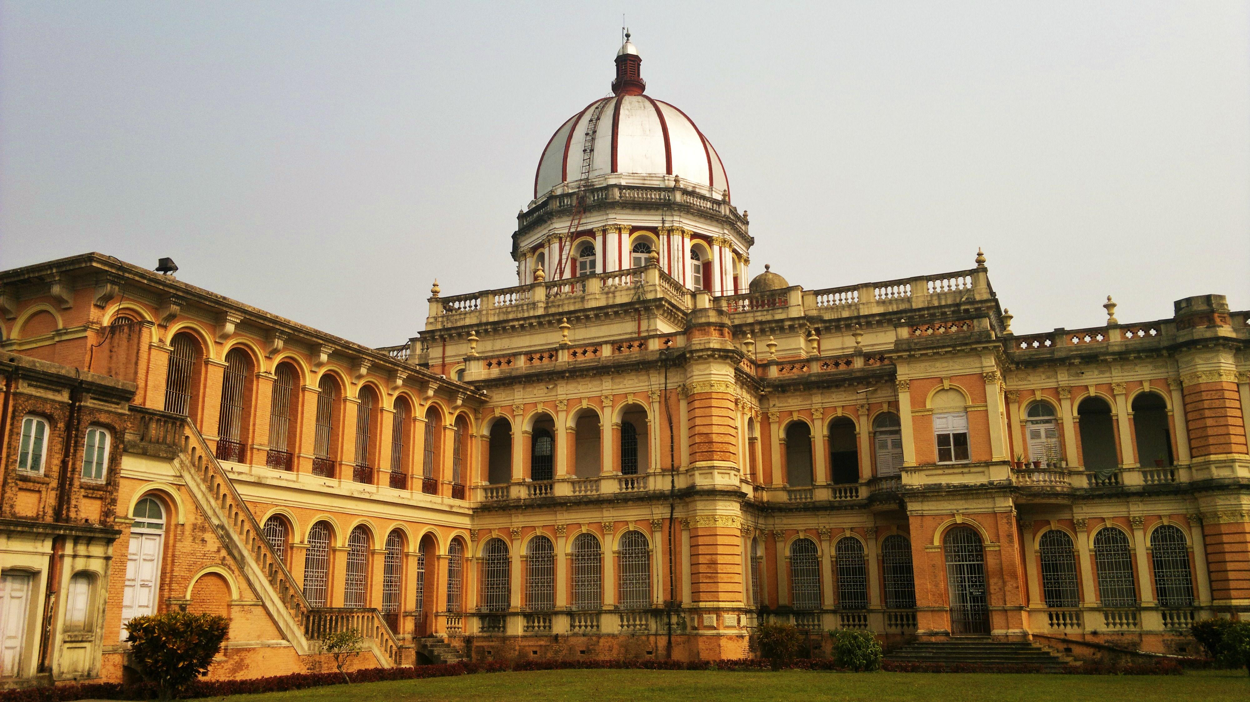 Cooch Behar Palace - Wikiwand
