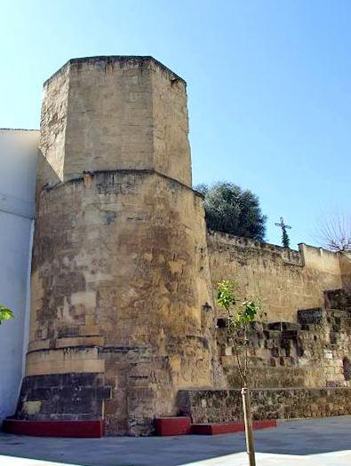 Torre De La Puerta Del Rinc N C Rdoba Wikipedia La