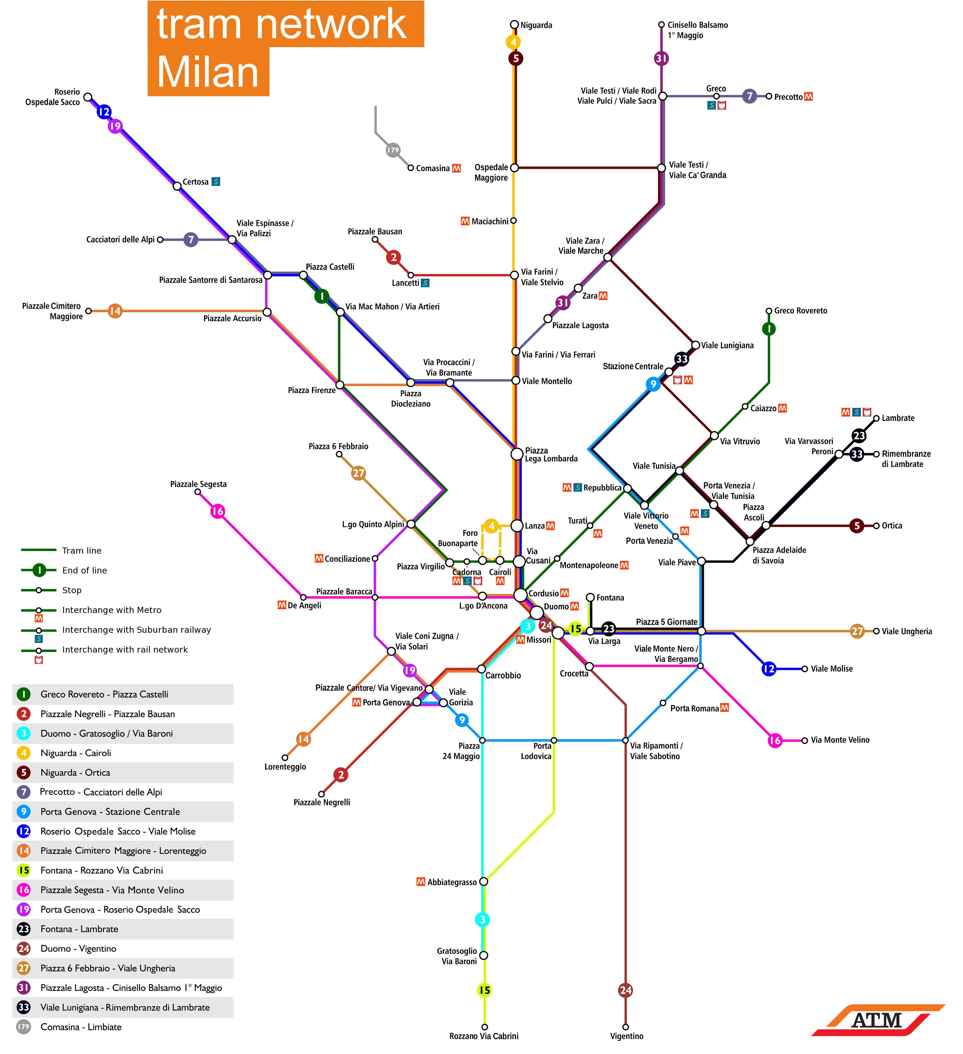 Milan Subway Map.Maps Transportation Traveller Services Milan Metromarks