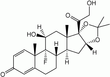 triamcinolone diacetate vs acetonide