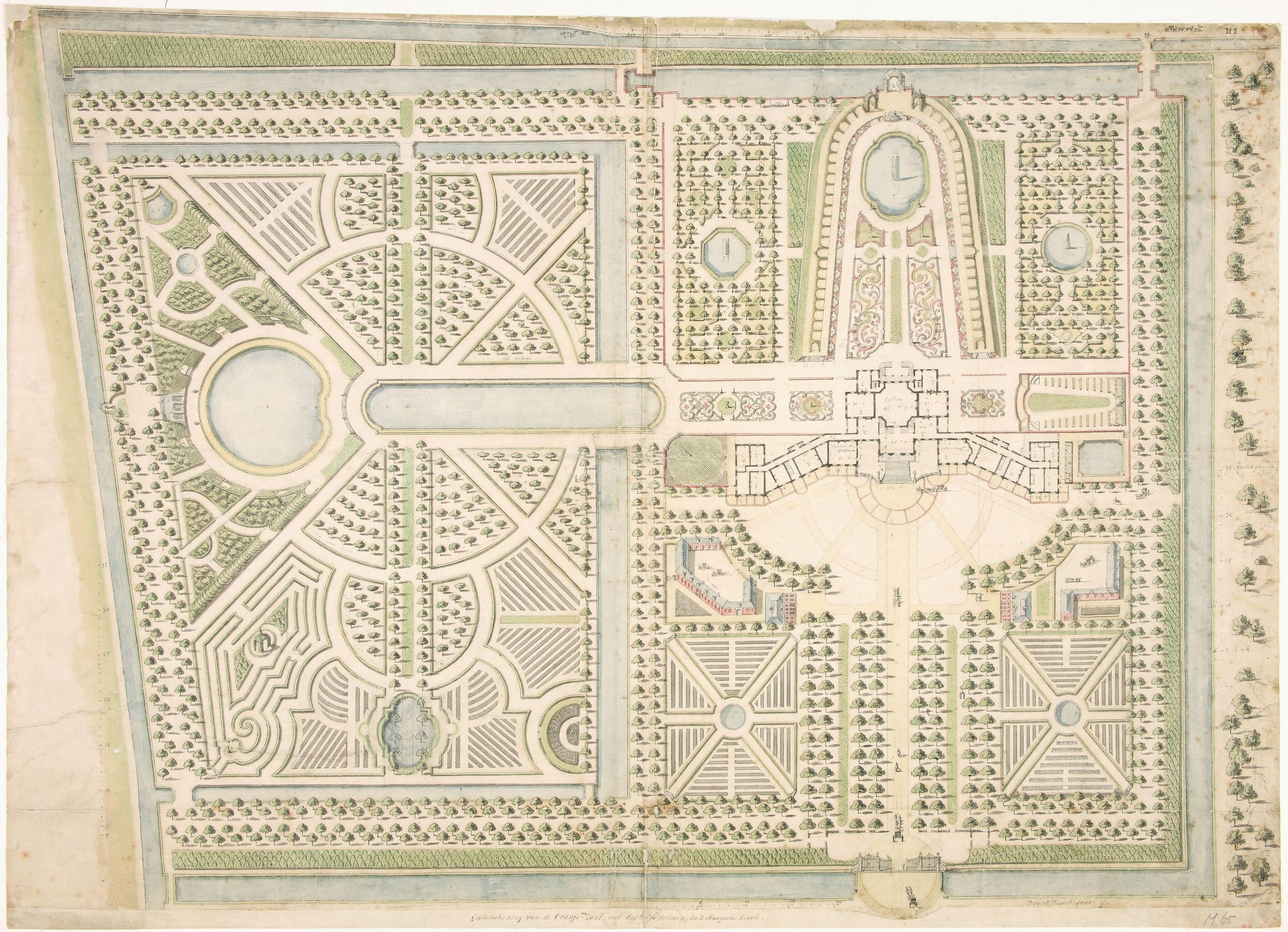 File tuinontwerp huis ten wikimedia commons - Tuinontwerp ...