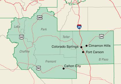 Colorado\'s 5th congressional district - Wikidata