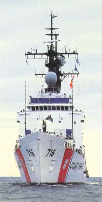 USCGC Dallas (WHEC-716)