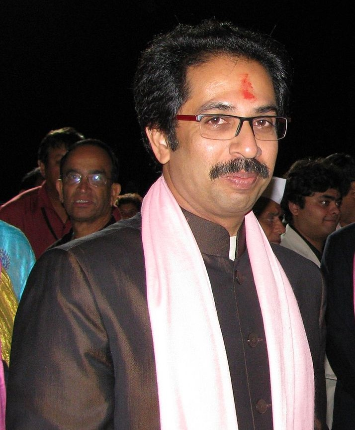 Uddhav Thackeray - Wikipedia