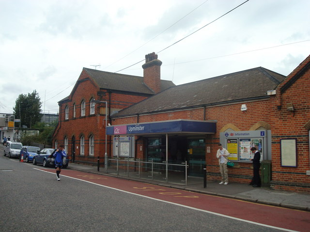 Upminster Station Wikipedia