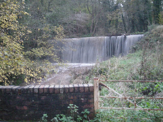 Upper Forge waterfall - geograph.org.uk - 1038604
