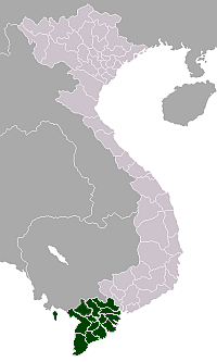 VietnamMekongDeltamap