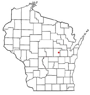 Lebanon, Waupaca County, Wisconsin Town in Wisconsin, United States