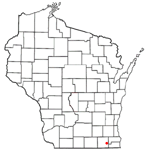 Lyons, Wisconsin Town in Wisconsin, United States