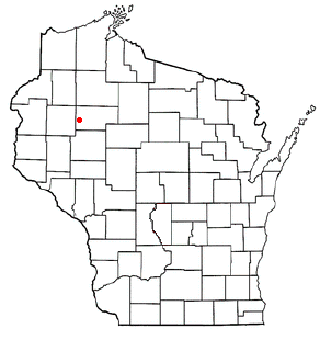 Strickland, Wisconsin Town in Wisconsin, United States