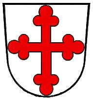 Compagnie des essences de Renchen. Wappen_Renchen