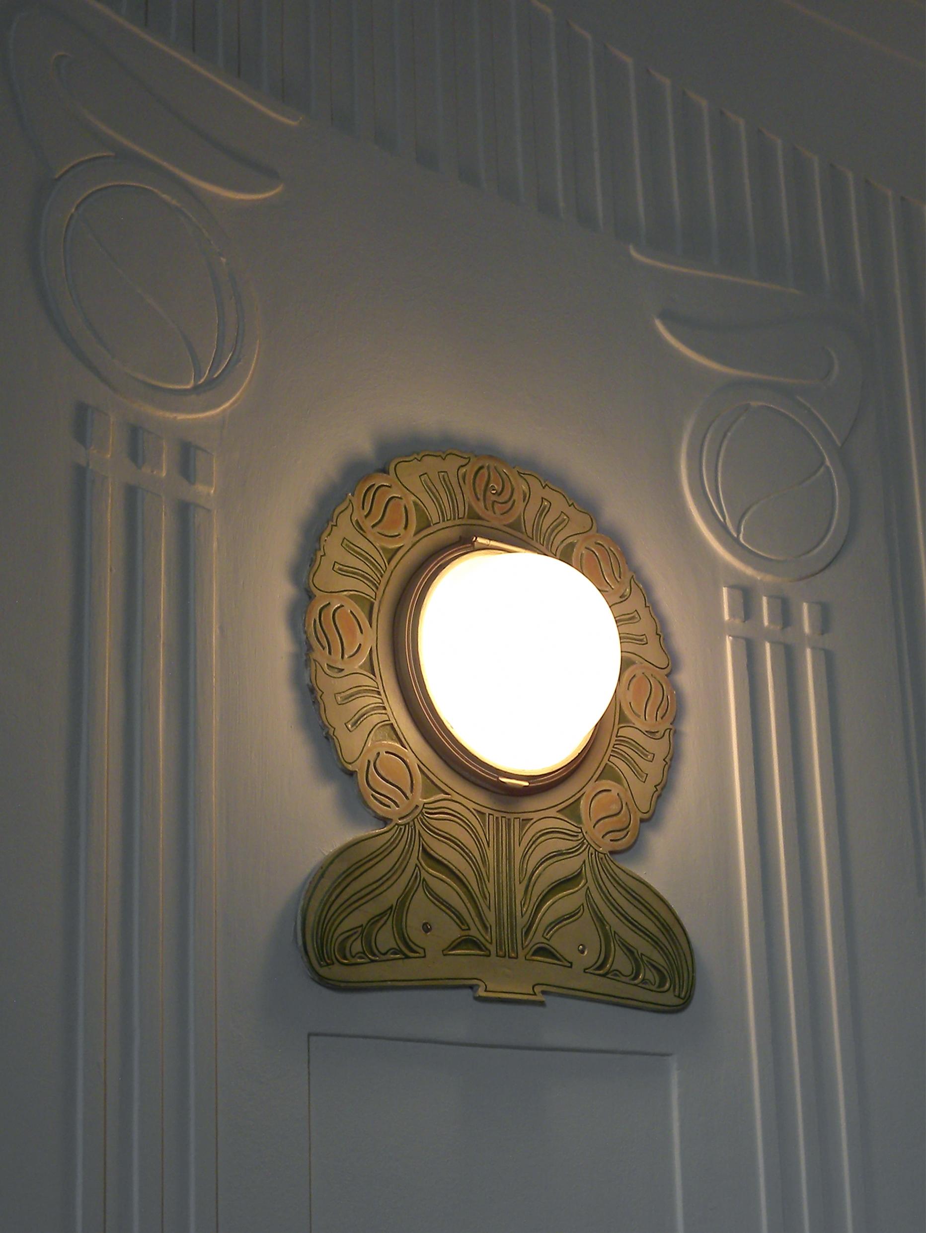Beleuchtung Stiegenhaus file wien majolikahaus stiegenhausbeleuchtung jpg wikimedia
