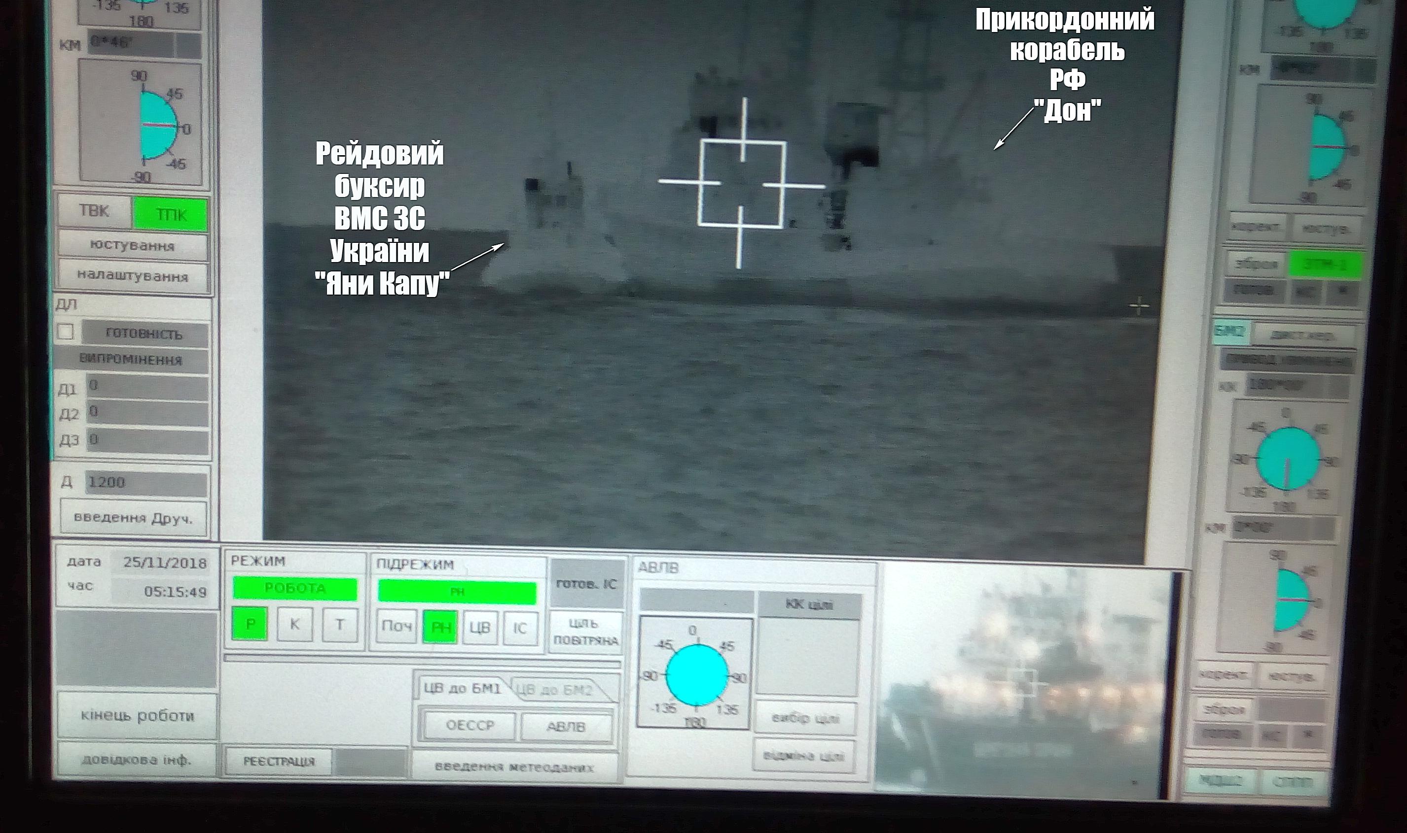 Kerch Strait incident - Wikipedia