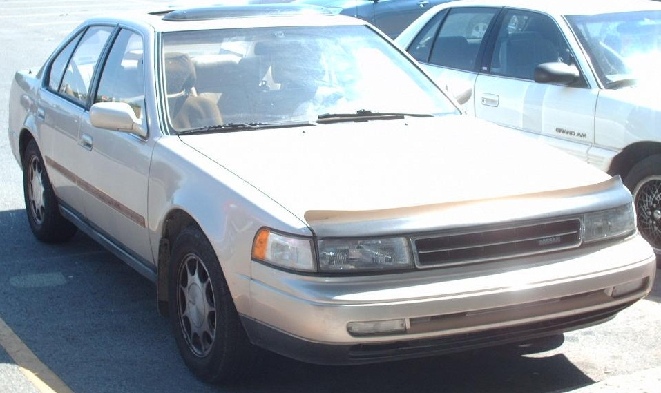 File:'89-'91 Nissan Maxima Brougham.jpg - Wikimedia Commons