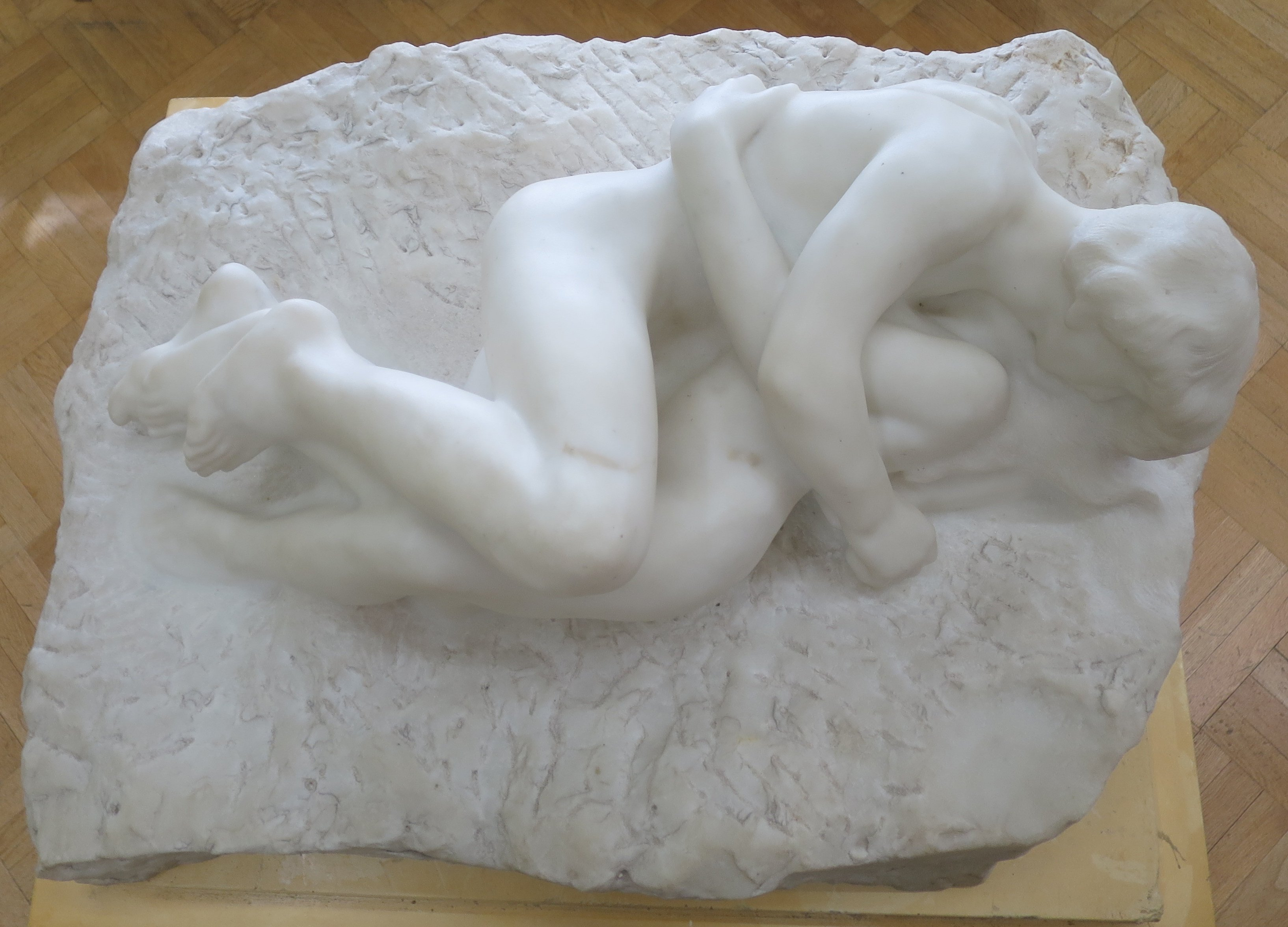 filecupid and psyche by auguste rodin 1905 marble