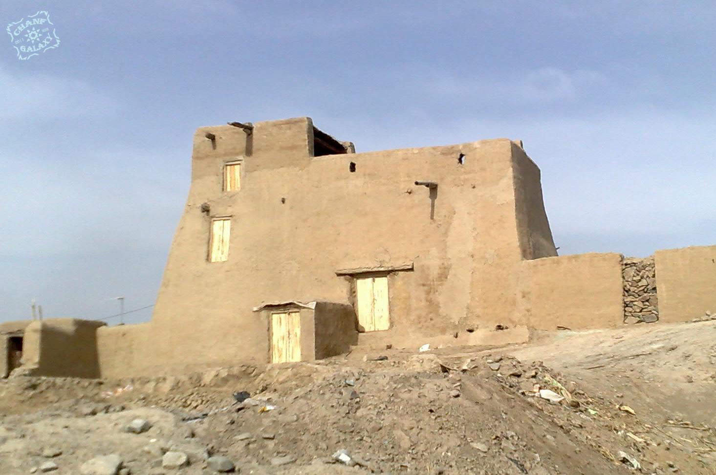 قلعه چانف