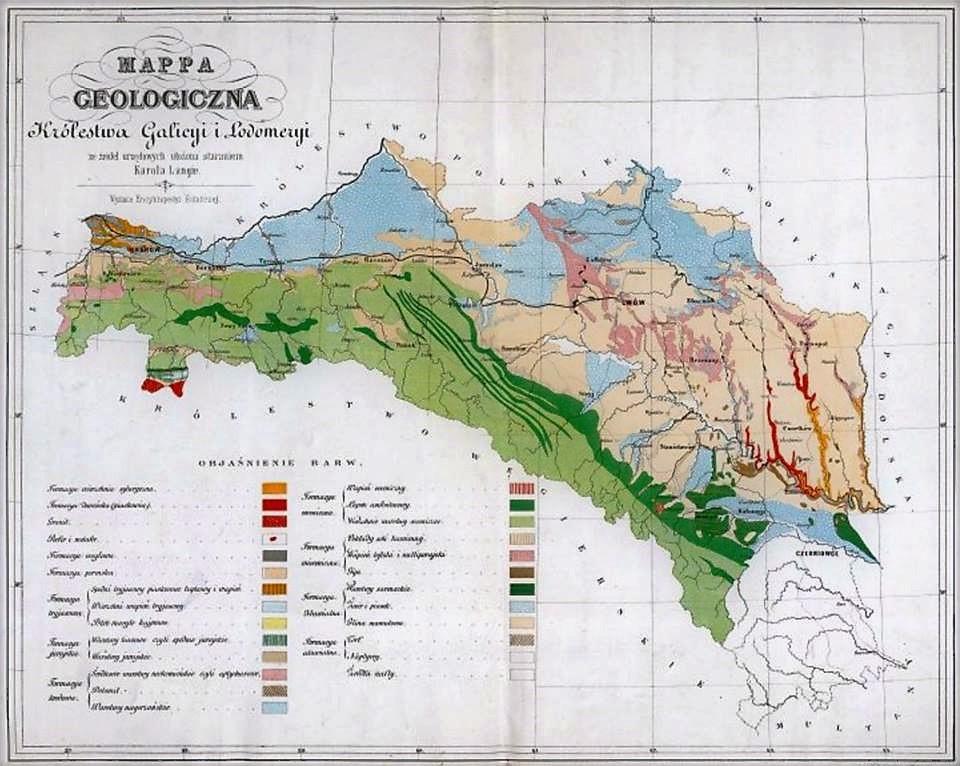 Galizien Karte.File 01900 Karte Des Königreichs Galizien Und Lodomerien Von Karol