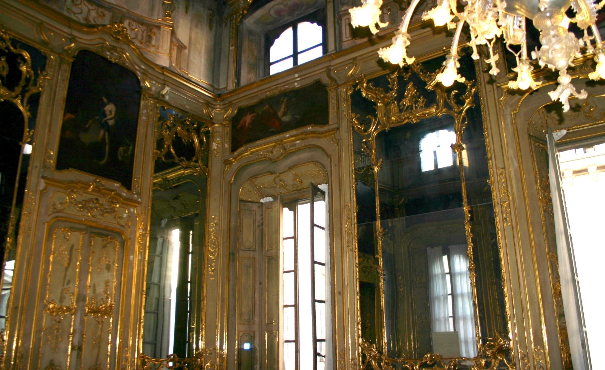 File 1148 milano palazzo litta sala degli specchi for Vendita specchi milano