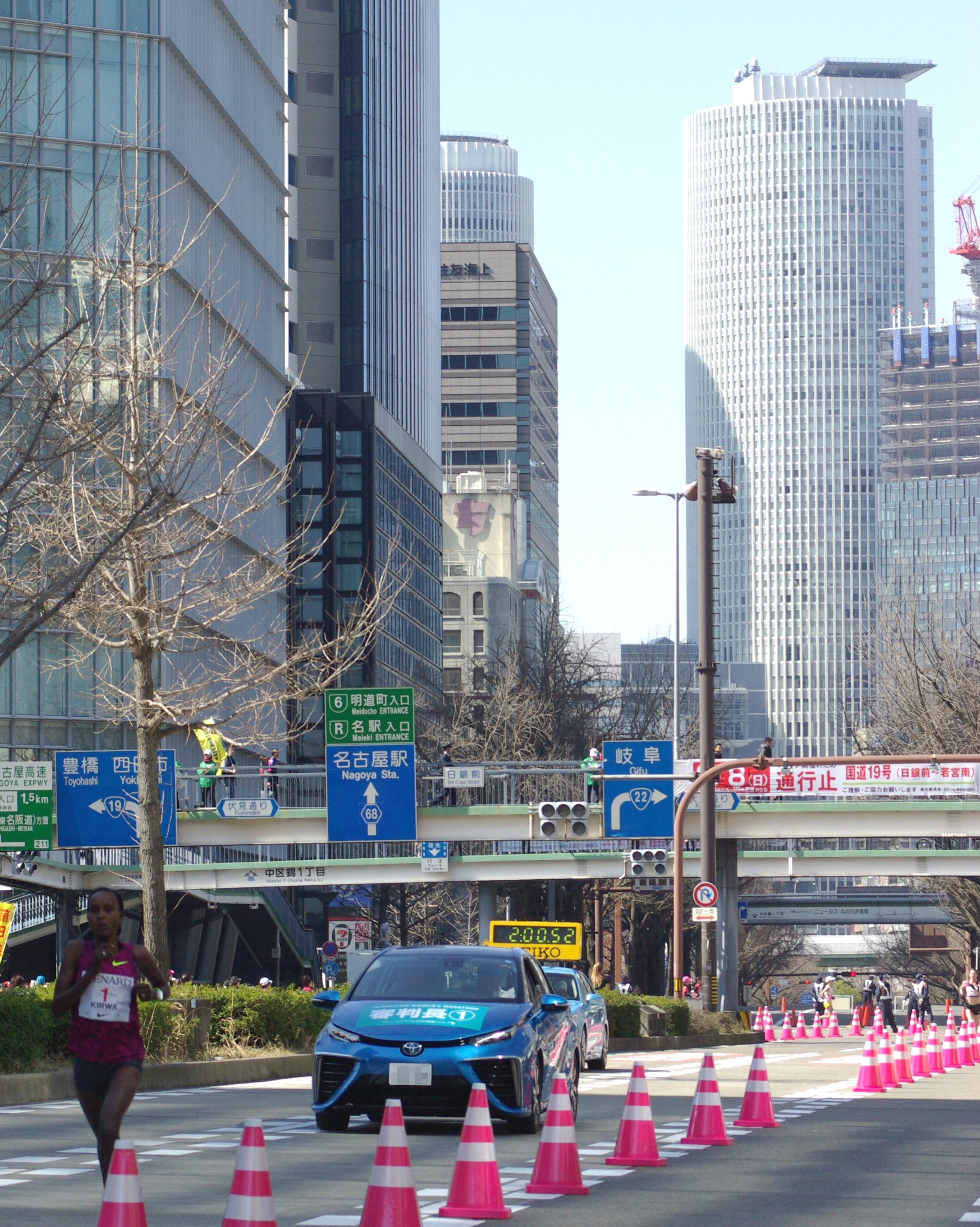中止 名古屋 シティ マラソン