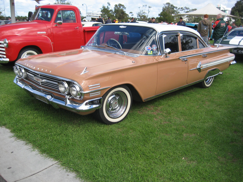Kelebihan Chevrolet Impala 1960 Review