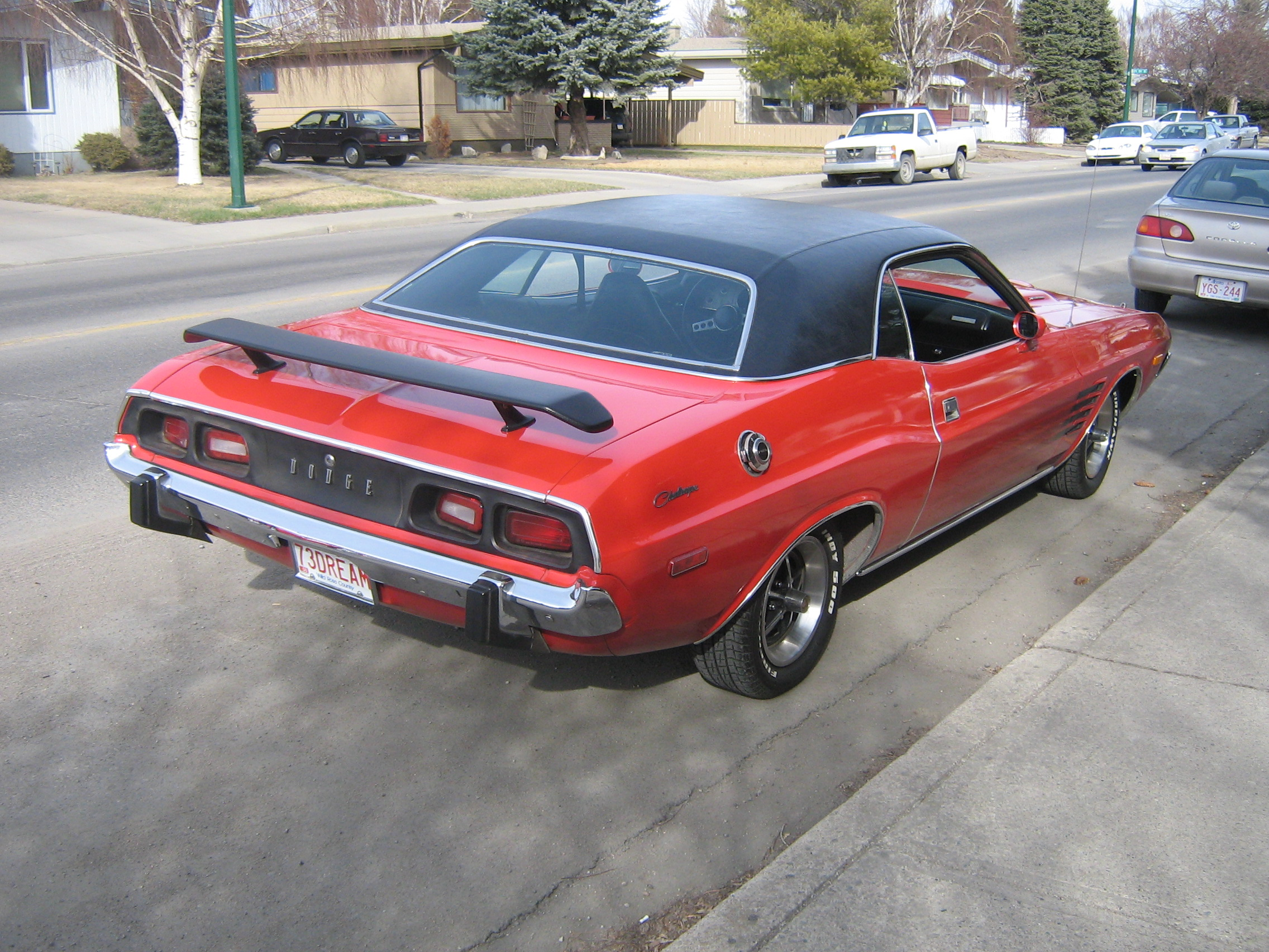 file 1973 dodge challenger 2388878856 jpg wikimedia commons. Cars Review. Best American Auto & Cars Review