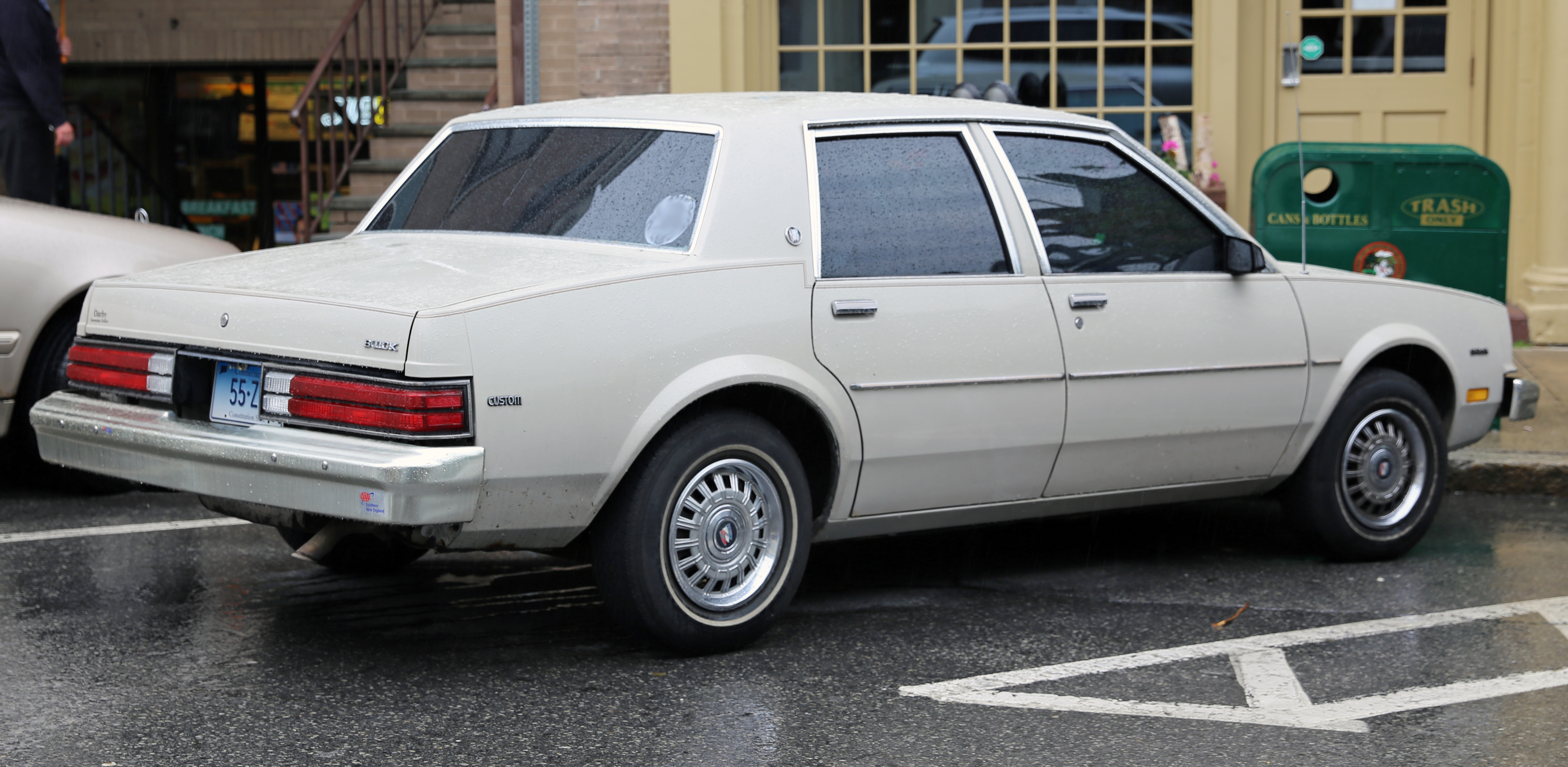 File1983 1984 Buick Skylark Custom 4dr