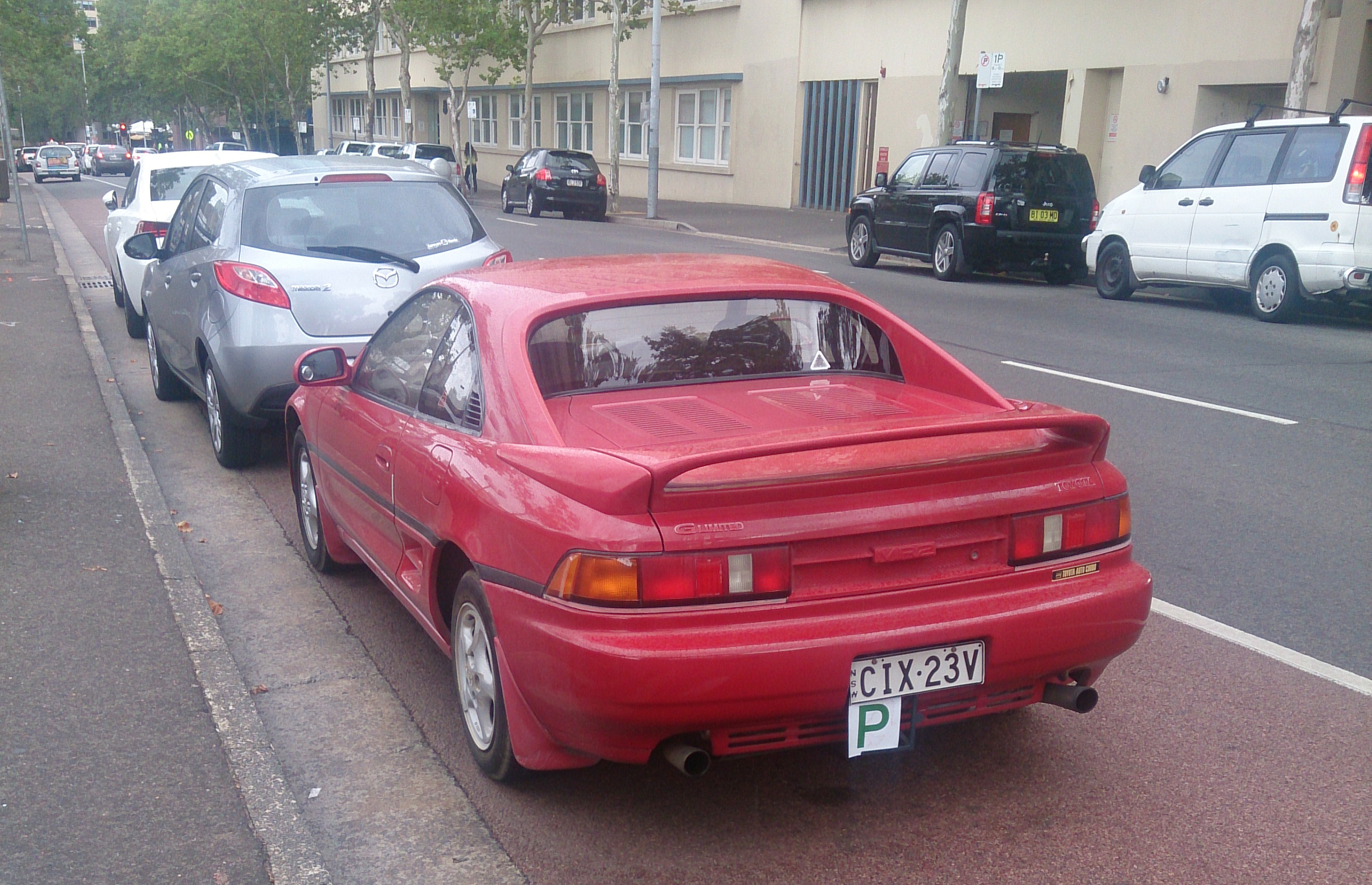 File 1989 1991 Toyota Mr2 Sw20 G Limited Coupe 13813372315 Jpg Wikimedia Commons