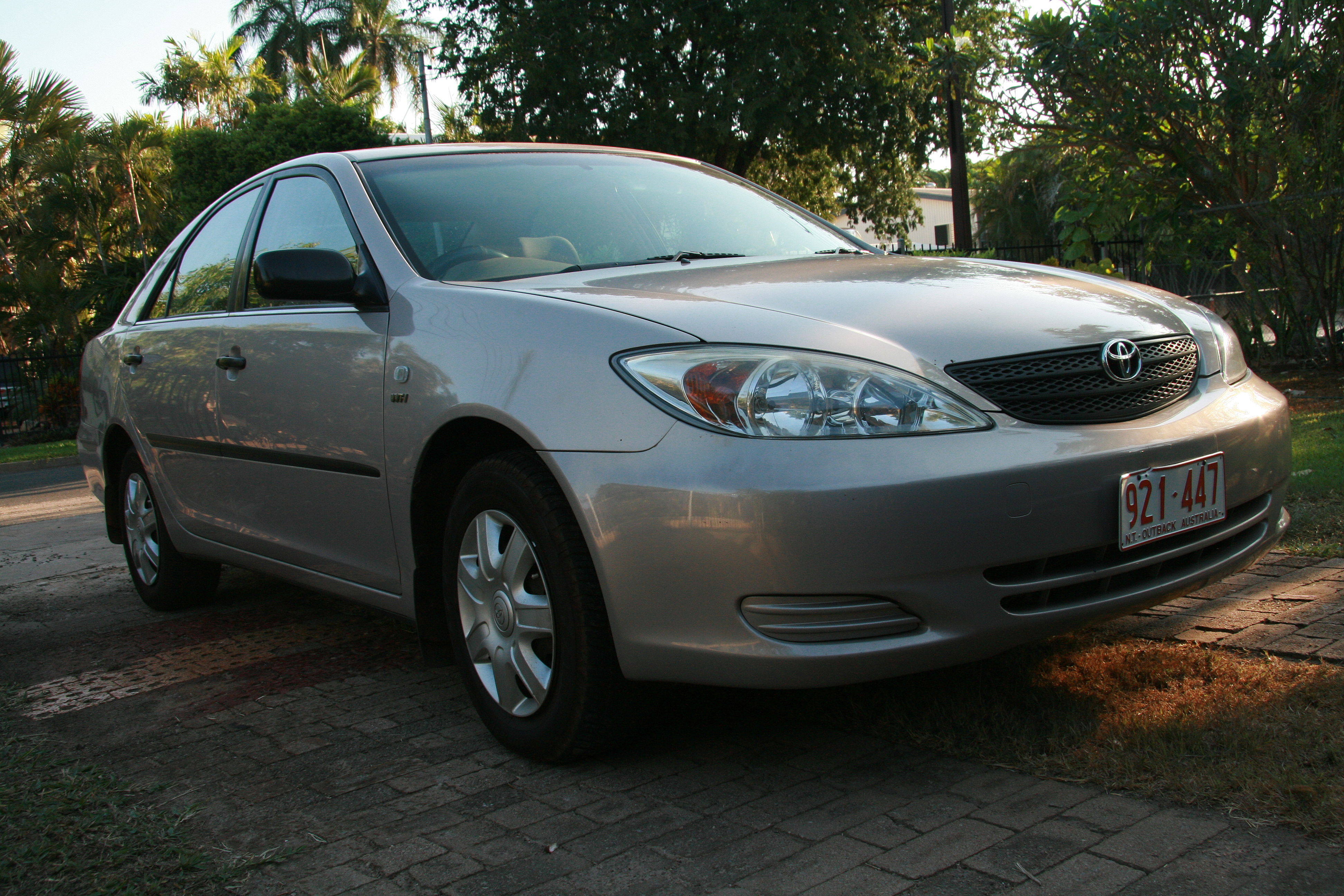 file 2003 toyota camry acv36r altise sedan. Black Bedroom Furniture Sets. Home Design Ideas