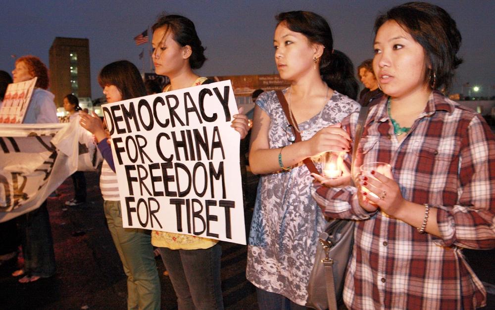 democracy in china Darüber hinaus enthält der songtext des liedes chinese democracy anspielungen auf den in china verfolgten kultivierungsweg falun dafa,.