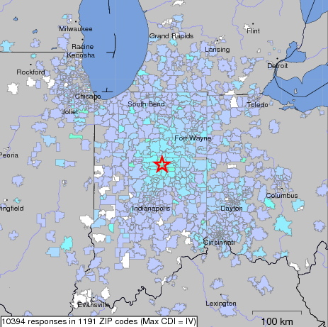 2010_Indiana_earthquake Indiana Earthquake Fault Lines Map United States on indiana earthquake zones, indiana indian tribes map, san francisco earthquake zone map,