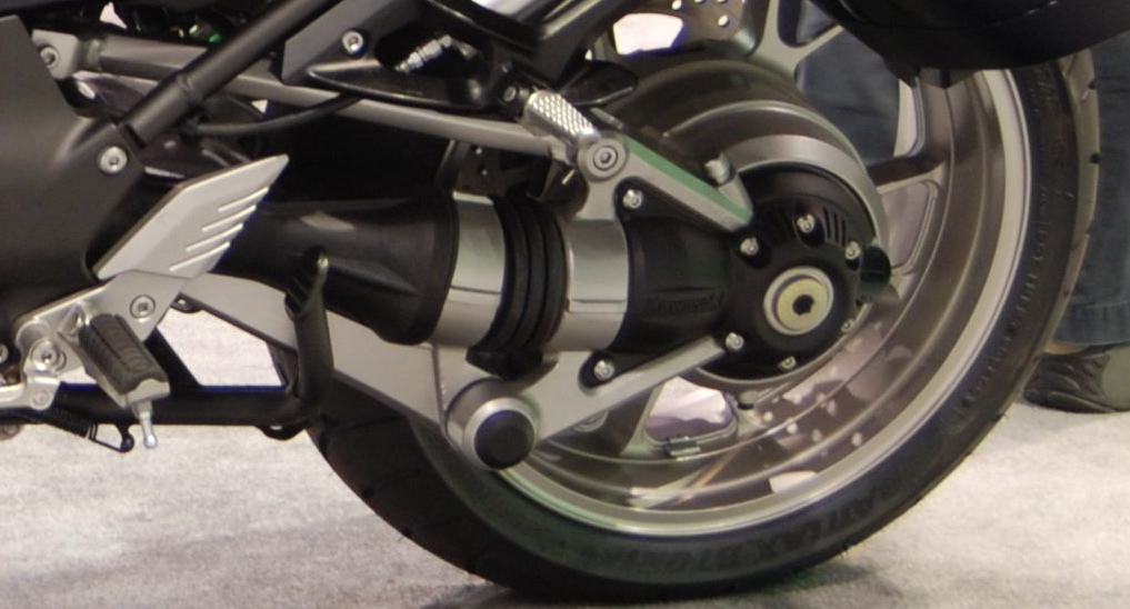 Kawasaki Concours  Backrest