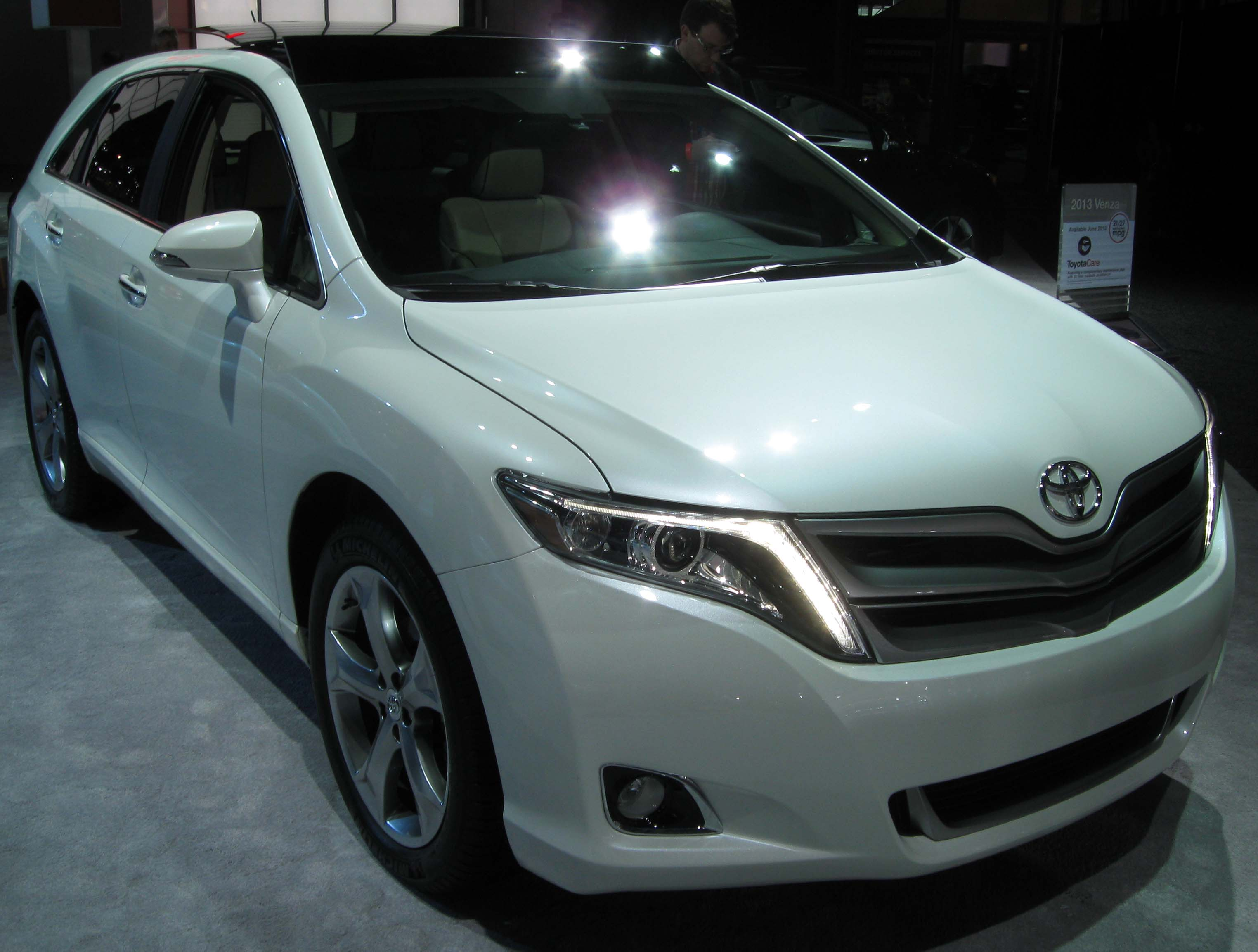 infection toyota venza fuel